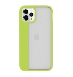 STM Element Illusion Case for iPhone 11 Pro Max - Electric Kiwi