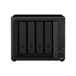 Synology DiskStation DS420+ 4 Bay 2GB DDR4 RAM Diskless Tower NAS