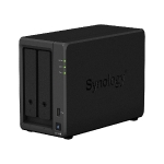 Synology DiskStation DS720+ 2 Bay 2GB DDR4 RAM Diskless Tower NAS