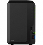 Synology DiskStation DS218 2 Bay 2GB RAM Diskless Tower NAS