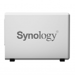 Synology DiskStation DS218j 2 Bay 512MB RAM Diskless NAS
