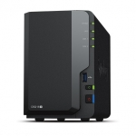 Synology DiskStation DS218+ 2 Bay 2GB Diskless NAS