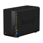 Synology DiskStation DS220+ 2 Bay 2GB RAM Diskless NAS