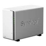 Synology DiskStation DS220j 2 Bay 512MB RAM NAS with 2x 4TB Western Digital Red Drives + Installation!