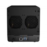 Synology DiskStation DS420j 4 Bay 1GB RAM NAS with 4x 4TB Western Digital Red Drives + Installation!