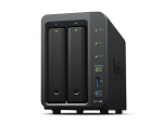 Synology DiskStation DS718+ 2 Bay 2GB RAM Diskless NAS