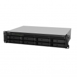 Synology RackStation RS1219+ 8 Bay 2GB RAM Diskless 2RU Rack Mountable NAS