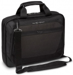 Targus CitySmart Essential Multi-Fit Topload Bag for 12-14 Inch Laptops - Charcoal Grey