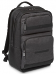 Targus 22L CitySmart Multi-Fit Advanced Backpack for 12.5-15.6 Inch Laptops - Charcoal Grey