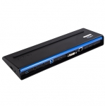 Targus USB 3.0 QHD Dual Video Docking Station with Power - DVI HDMI 6x USB RJ-45