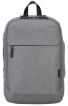 Targus CityLite Convertible Briefcase Backpack for 15.6 Inch Laptops - Grey