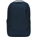 Targus Cypress Hero Backpack with EcoSmart for 15.6 Inch Laptops - Navy Blue