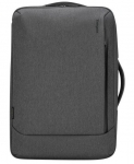 Targus Cypress Convertible Backpack with EcoSmart for 15.6 Inch Laptops - Grey