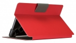 Targus SafeFit Rotating Universal Case for 9 - 10.5 Inch Tablets - Red