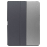 Targus Fit-N-Grip II Universal Rotating Case for 9-10.1 Inch Tablets - Silver/Grey
