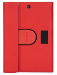 Targus VersaVu Slim 360 Rotating Case for iPad mini 5th Gen - Red