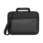 Targus Work-In Rugged Case with Dome Protection for 11-12 Inch Laptops - Black