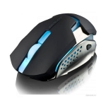 Team Scorpion Zealot USB 5000Dpi Gaming Mouse - Black