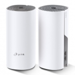 TP-Link Deco E4 AC1200 Whole Home Mesh Wi-Fi System - 2 Pack