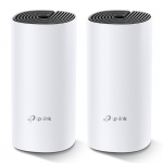 TP-Link Deco M4 Plus AC1200 Whole Home Mesh Wi-Fi System - 2 Pack