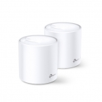 TP-Link Deco X20 AX1800 Wi-Fi 6 Whole Home Mesh Wireless System - 2 Pack + FREE Tapo Security Camera by redemption!