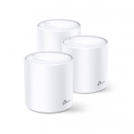 TP-Link Deco X60 AX3000 Wi-Fi 6 Whole Home Mesh Wireless System - 3 Pack