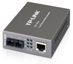 TP-Link MC110CS 10/100 RJ-45 to Single Mode Fibre SC Fast Ethernet Media Converter