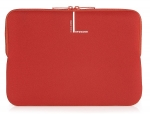 Tucano Colore Second Skin Neoprene Sleeve for 9 to 10.5 Inch Tablets - Red