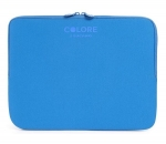 Tucano Colore Neoprene Sleeve for 13 to 14 Inch Laptops - Blue