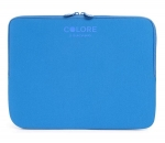 Tucano Colore Neoprene Sleeve for 11.6 to 12.5 Inch Laptops - Blue