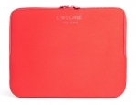 Tucano Colore Neoprene Sleeve for 11.6 to 12.5 Inch Laptops - Red