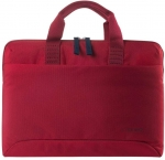 Tucano Smilza Slim Carry Case for 13 to 14 Inch Laptops - Red