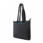 Tucano Workout 3 15 Inch Laptop Tote Bag - Black