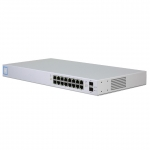 Ubiquiti UniFi US-16-150W 16 Port Gigabit PoE Managed Switch with 2x SFP Ports