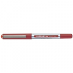 Uni-Ball Eye Liquid 150 0.5mm Red Rollerball Pen - 12 Pack