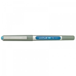 Uni-Ball Eye Liquid 157 0.7mm Blue Rollerball Pen - 12 Pack