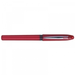 Uni-Ball Grip Liquid Ink 245 0.5mm Red Rollerball Pen