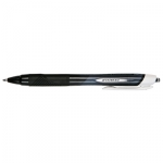 Uni-Ball Jetstream 150 1.0mm Retractable Black Sport Rollerball Pen