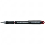 Uni-Ball Jetstream 210 1.0mm Red Rollerball Pen - 12 Pack
