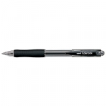 Uni-Ball Laknock 100 0.7mm Black Retractable Fine Ballpoint Pen