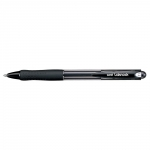 Uni-Ball Laknock 100 1.0mm Black Retractable Ballpoint Pen