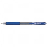 Uni-Ball Laknock 100 0.7mm Blue Retractable Fine Ballpoint Pen