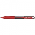 Uni-Ball Laknock 100 1.0mm Red Retractable Ballpoint Pen