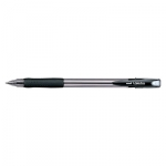 Uni-Ball Lakubo 100 1.0mm Black Ballpoint Pen
