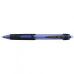 Uni-Ball Power Tank 220 1.0mm Blue Retractable Ballpoint Pen - 12 Pack