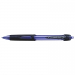 Uni-Ball Power Tank 227 0.7mm Blue Retractable Ballpoint Pen