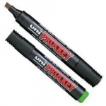 Uni-Ball Prockey 126 Chisel Tip Green Marker Pen