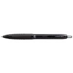 Uni-Ball Signo 307 0.7mm Black Rollerball Pen - 12 Pack