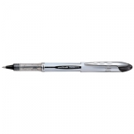 Uni-Ball Vision Elite 200 0.8mm Black Rollerball Pen - 12 Pack