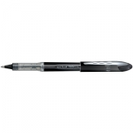 Uni-Ball Vision Elite 205 0.5mm Black Rollerball Pen - 12 Pack